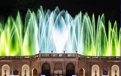 Longwood Gardens unveils its $90 million fountain garden